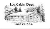 log cabin days