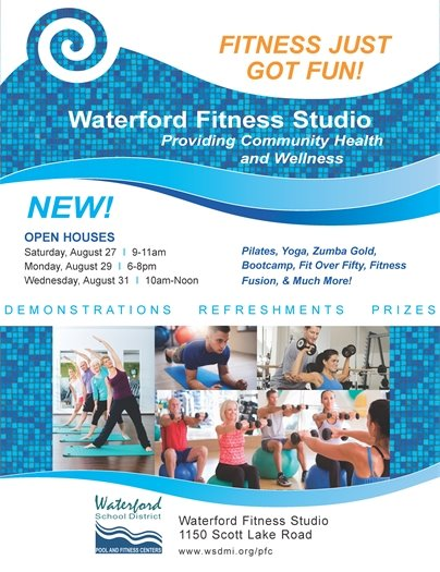 Waterford Fitness Studio