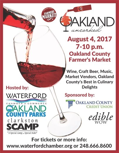 oakland uncorked