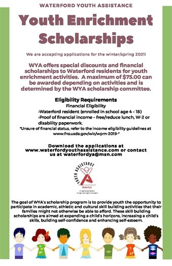 Youth Enrichment Scholarship