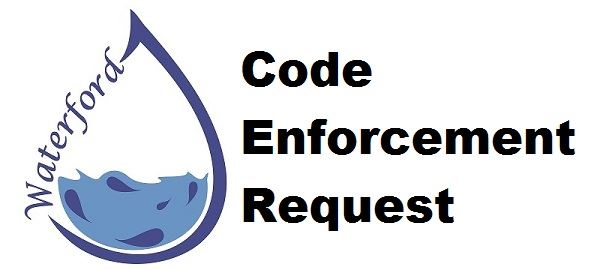 Code Enforcement Request