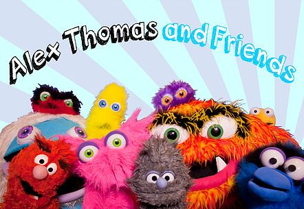 Alex Thomas and Friends