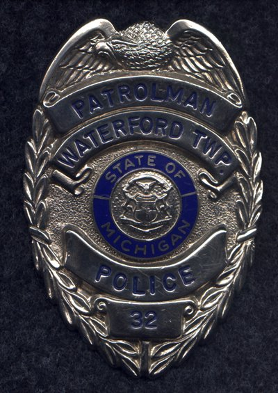 Police Badge Series 3A