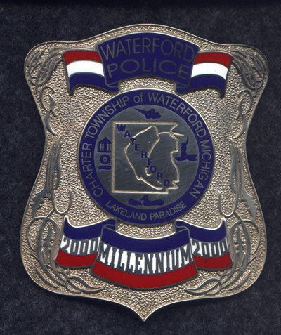 Police Badge Commemorative
