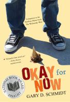 Okay for Now Opens in new window