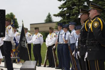 Waterford Township Veterans Memorial Dedication 19