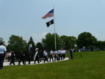 Waterford Township Veterans Memorial Dedication 5