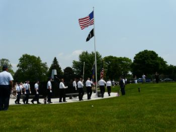 Waterford Township Veterans Memorial Dedication 6